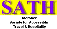 Member, Society for Accessible Travel & Hospitality
